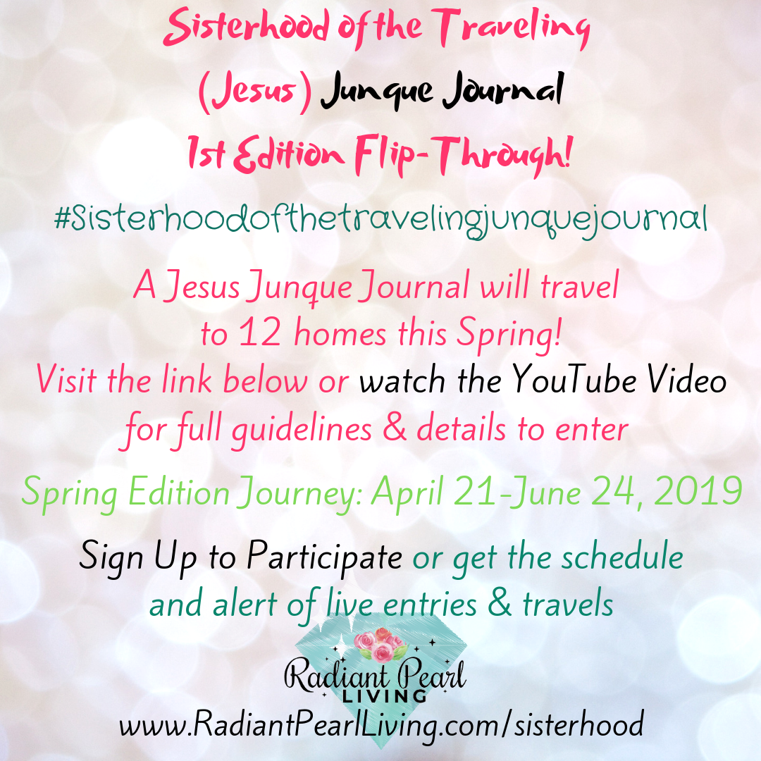 IG Video Sisterhood of the Traveling Junque Journal Promo