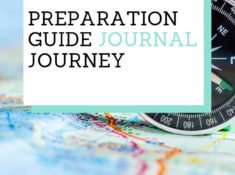 Lent Experience Preparation Guide Journal Journey 1