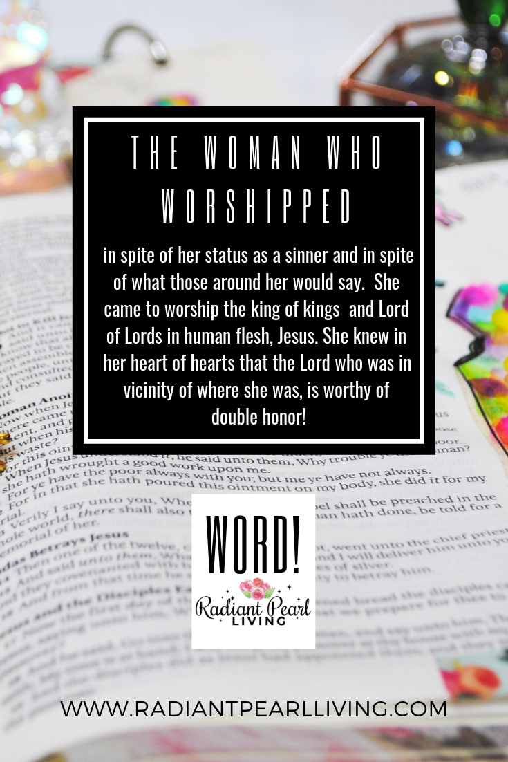 IG Friday Quote for Bible Journal on Worship