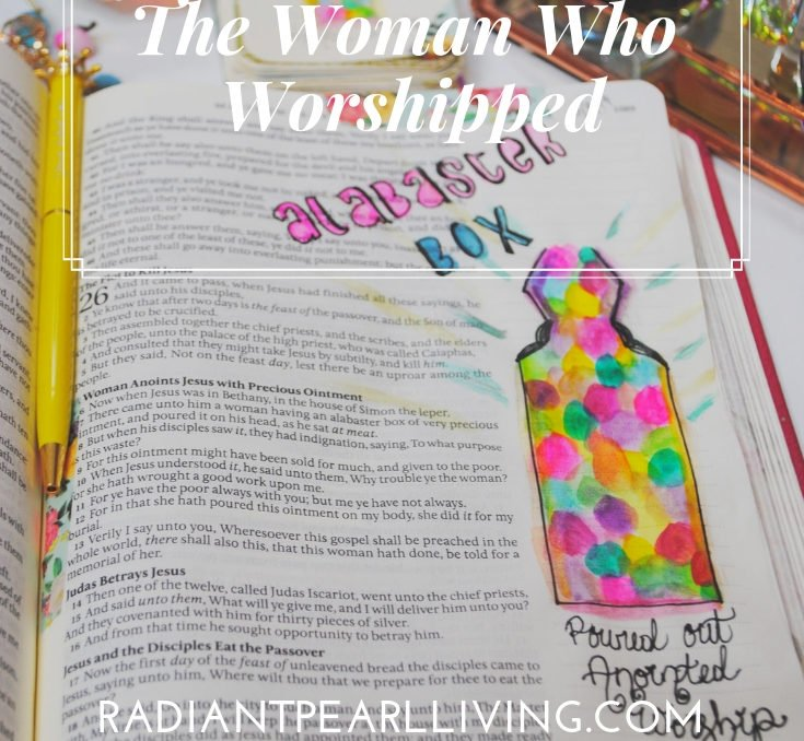 Pinterest Post 2 for Alabastar Box Bible Journaling Tutorial