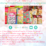 Sisterhood of the Traveling Junque Journal Promo Pinterest