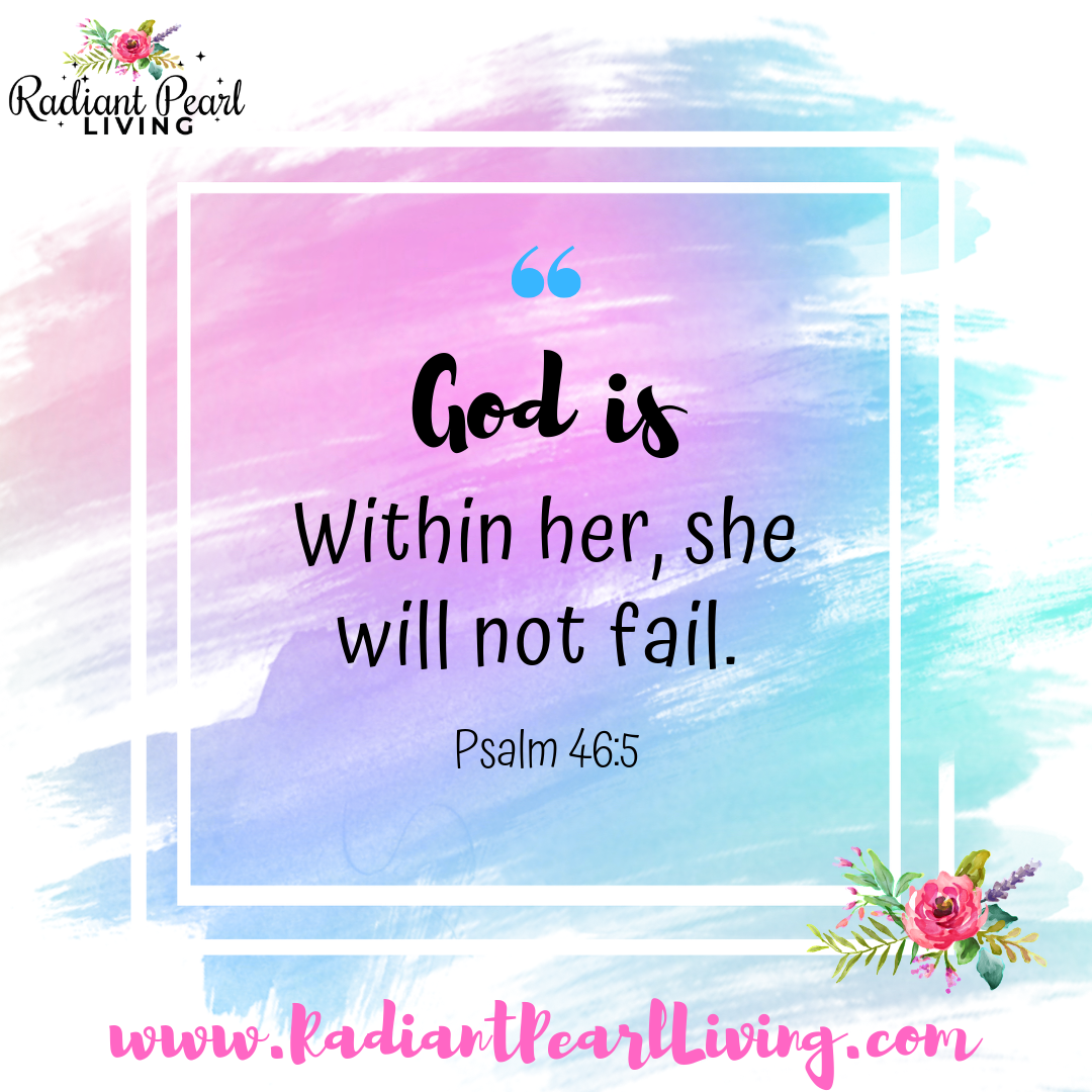 God is within her quote