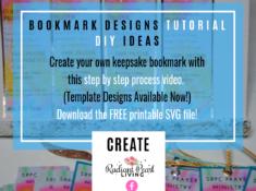 IG 2 Thumbnail Bookmark tutorial promo blue