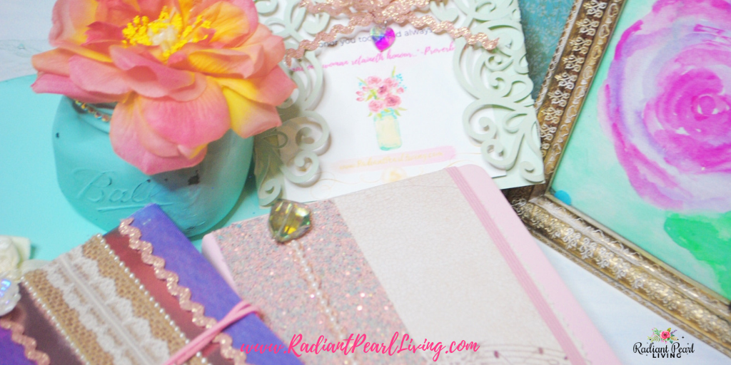 Absolutely Radiant Card Certificate and DIY Journals