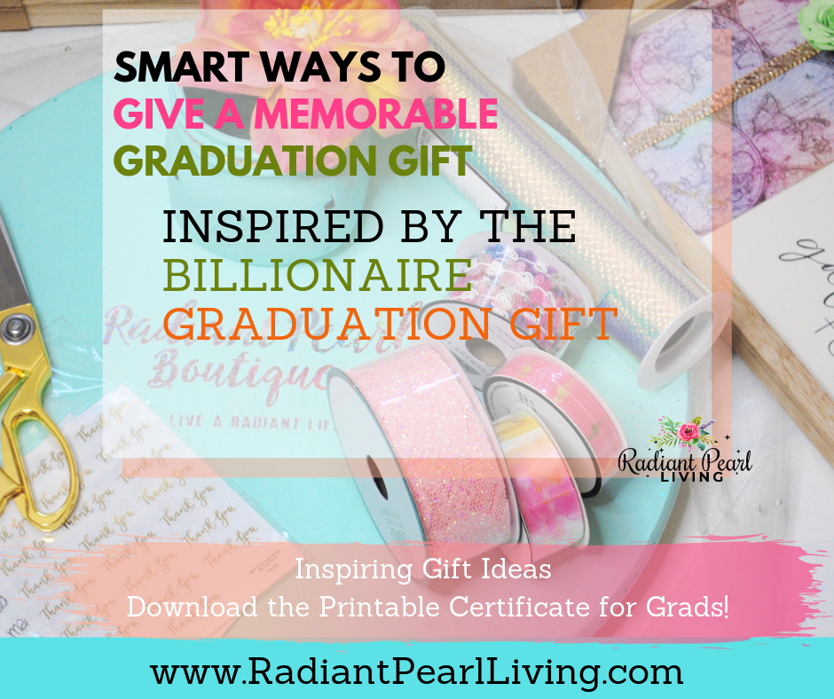 Featured Graduation Gifts that will inspire