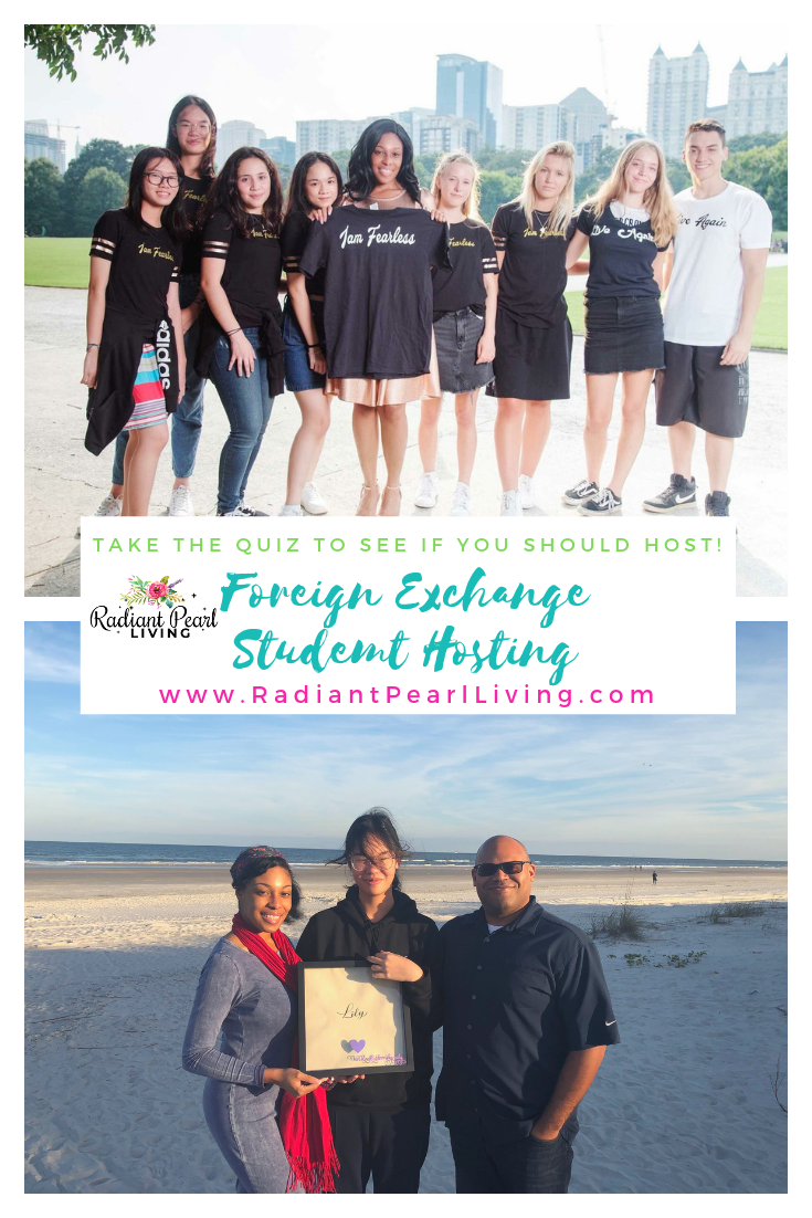 Do you want to know how hosting a foreign exchange student changed my life? Or maybe you are here because you are already interested in hosting foreign exchange students and want to know the benefits? See how hosting and coordinating changed my family's life and it will enrich your life in more ways than one