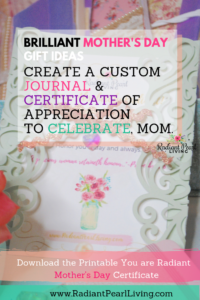 3rd Brilliant Mother's Day Gift Ideas Pin