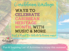 Caribbean Music Feature for Caribbean Heritage Month