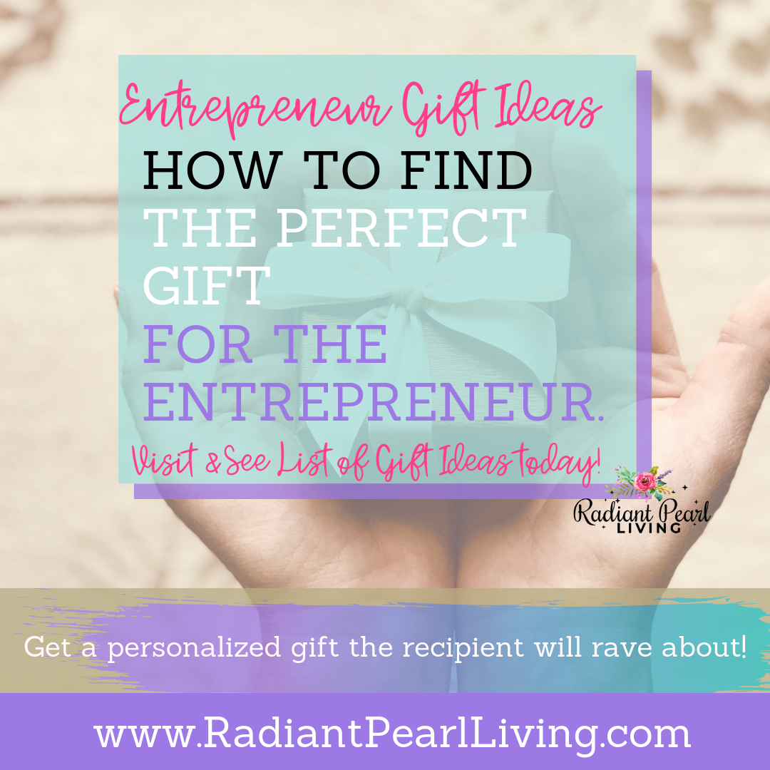 Have you ever wondered how you can find the perfect gift for the budding or established entrepreneur? In this article, I will share tips to decide the next perfect gift to give that will make a lasting personal statement.