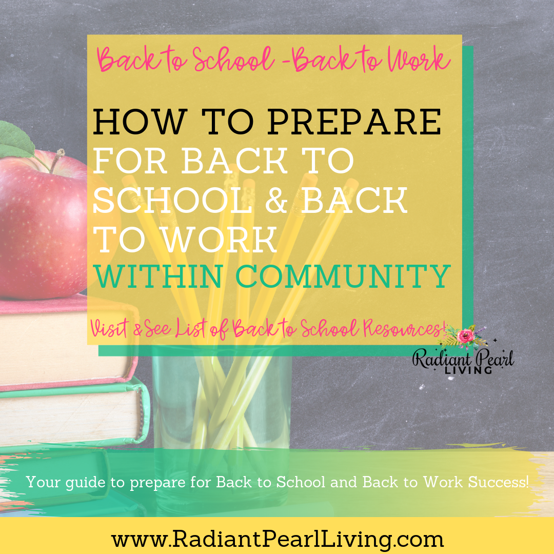 Have you ever wondered how you can find the best deals and resources to prepare for back to school? This article is for parents, students and those returning from extended summer vacations-Back to work is here!  I share tips and tools to help you find just what you need this new season of the new school year ahead.