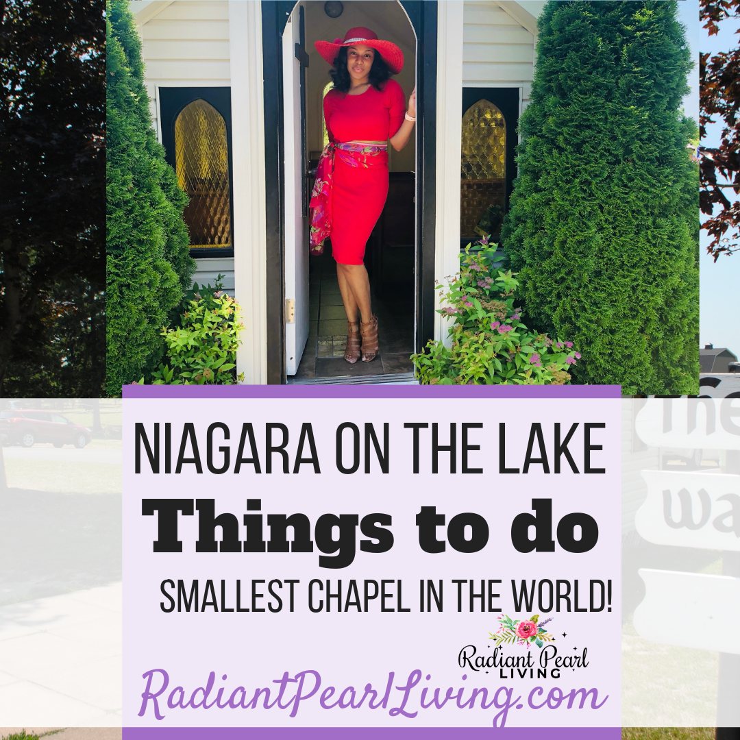 Thinking of visiting Niagara Falls or Niagara on The Lake? Here are some recommended things to do with photos of recent experiences and accommodations.