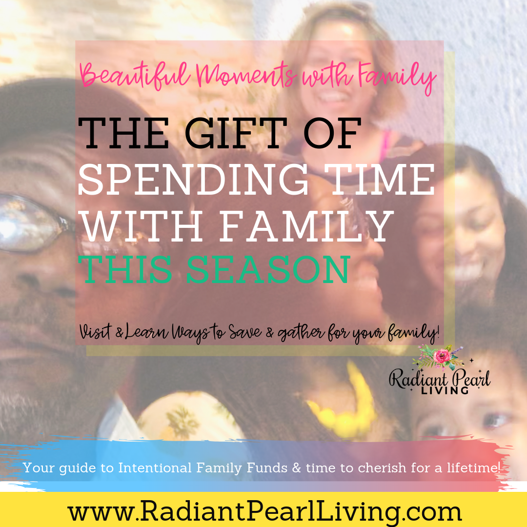 Give the gift of spending time with family thanks to these innovative and inspirational ways to save and gather this season.