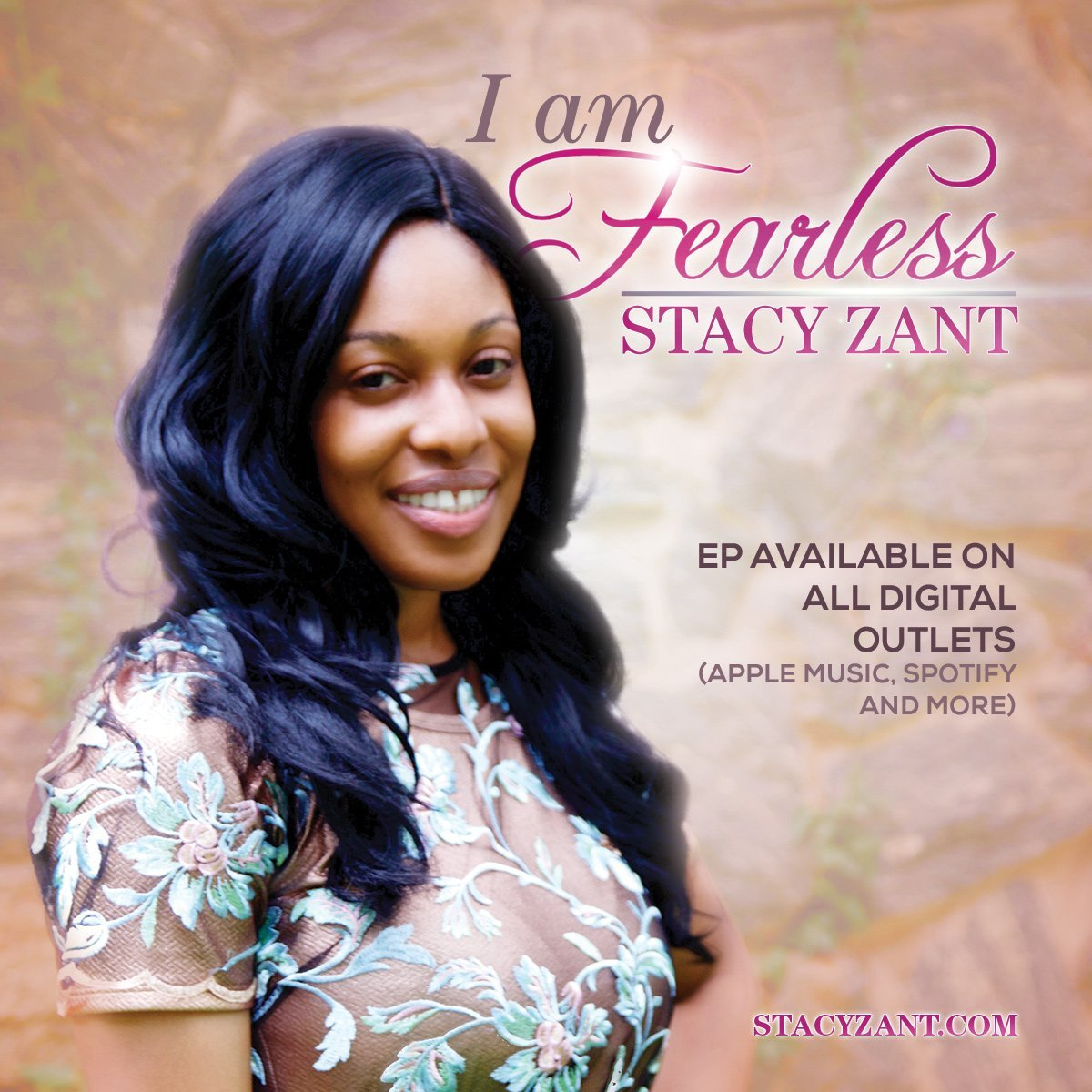 I Am Fearless is available on all digital outlets and platforms. Stream and listen on Spotify