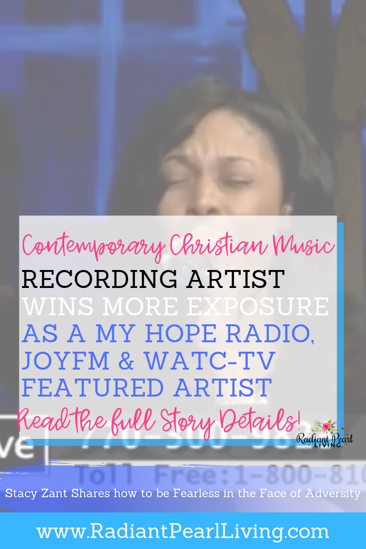 As a Christian Contemporary Music Artist, this feature continues to make all the difference. As you work towards accomplishing the purpose & plan God has for you, how are you taking steps to make that dream He has given you a reality? Today, I will share with you some news on how my most recent dream is on its way to becoming a reality thanks to an amazing community of supporters like you. Pin to Save!