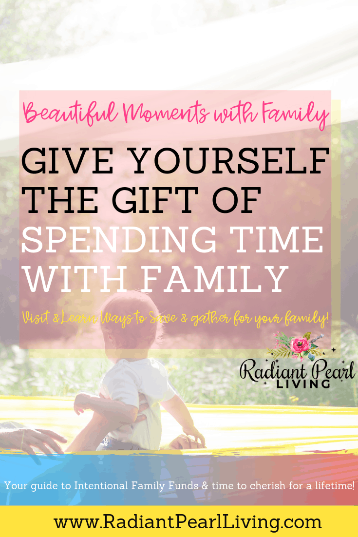 Give yourself the gift of spending time with family thanks to these innovative and inspirational ways to save and gather this season.