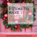 DIY Holiday Decor Ideas