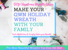 DIY Wreath for Christmas Feature Image