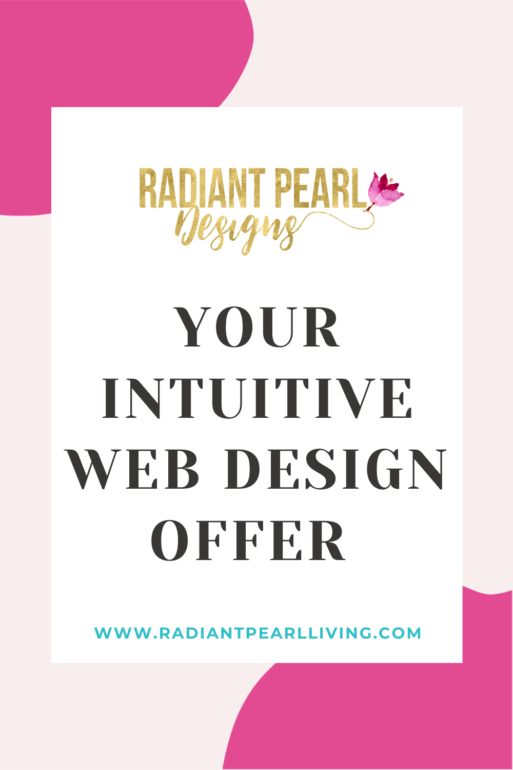 Intuitive Web Design Offer Pin