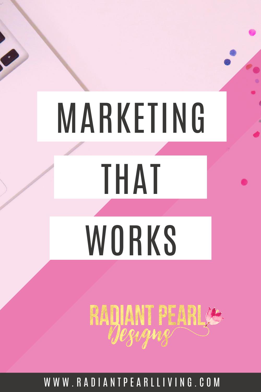 Marketing That Works Pin