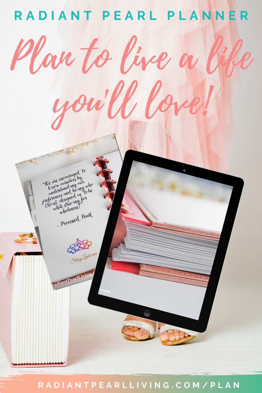Plan to live a Life You Love with these Printable Downloads for your Discbound planner, A5, A6 and more! Bullet Journal pages, To-do lists, notes and dotted pages.