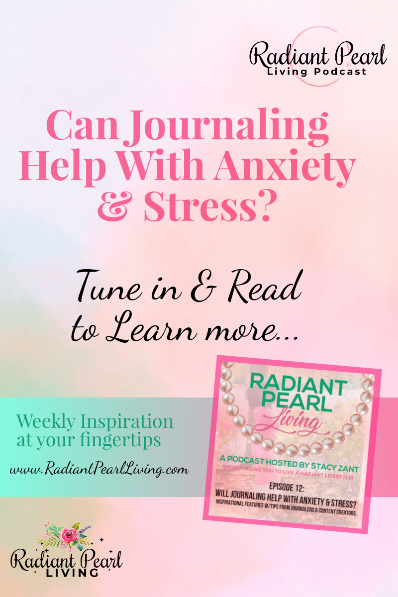 Can Journaling Help with Anxiety and stress? Learn from featured Journalists and Content Creators on how you can journal and fight your fears, anxiety and stress during a crisis like the one we are experiencing today. These featured tips will come directly from the mouths of leaders who will encourage you to explore the ways you can overcome anxiety, stress and concern with a few simple steps.