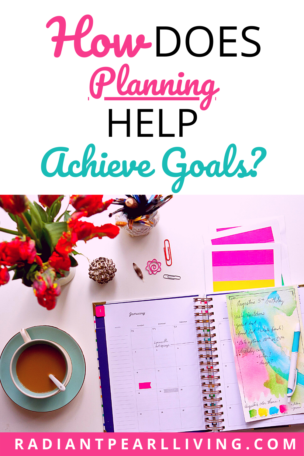 Can planning really help you achieve your goals? Certainly! Learn from these exceptional content creators and tips. See 12 ways planning can help you be exceedingly or unexpectedly excellent or great. This simple method will make you achieve your goals in less time.
