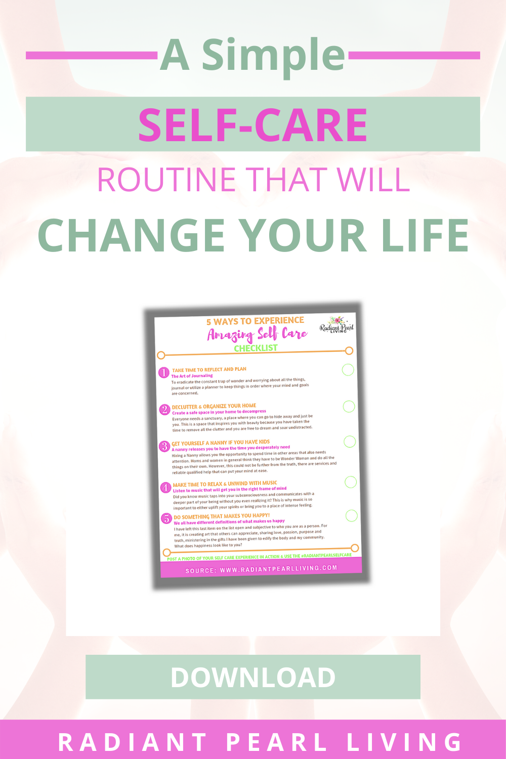 Discover amazing self care this season with a simple routine that will change your life. Ready to make the most memorable time with your loved ones at home? Explore these tips to take care of yourself while doing all the fun amazing things with family. Download the checklist to remind yourself of self-care with your family and enjoy all the must do essentials while you enjoy some quality time together. Pin to Save!