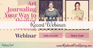 Art Journaling Your Way To Healing Webinar