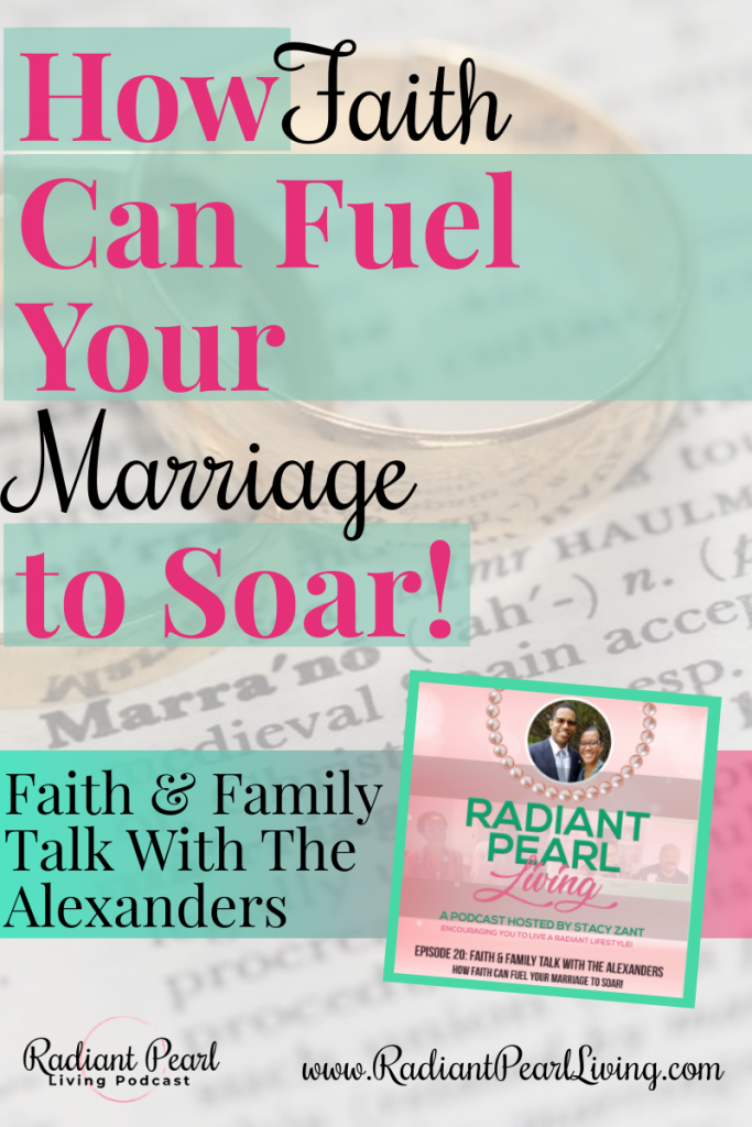 If you desire to be inspired to fuel your marriage with faith and set boundaries as a couple so your spouse can know they are a priority, this episode is for you! Are you a person who likes to think Big picture plan or think in terms of smaller goals and tasks, this episode is for you!