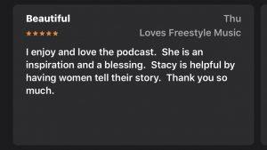 Radiant Pearl Living Podcast Recent September Review Screenshot