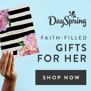 Dayspring Faith Filled Journal Gifts-for-her