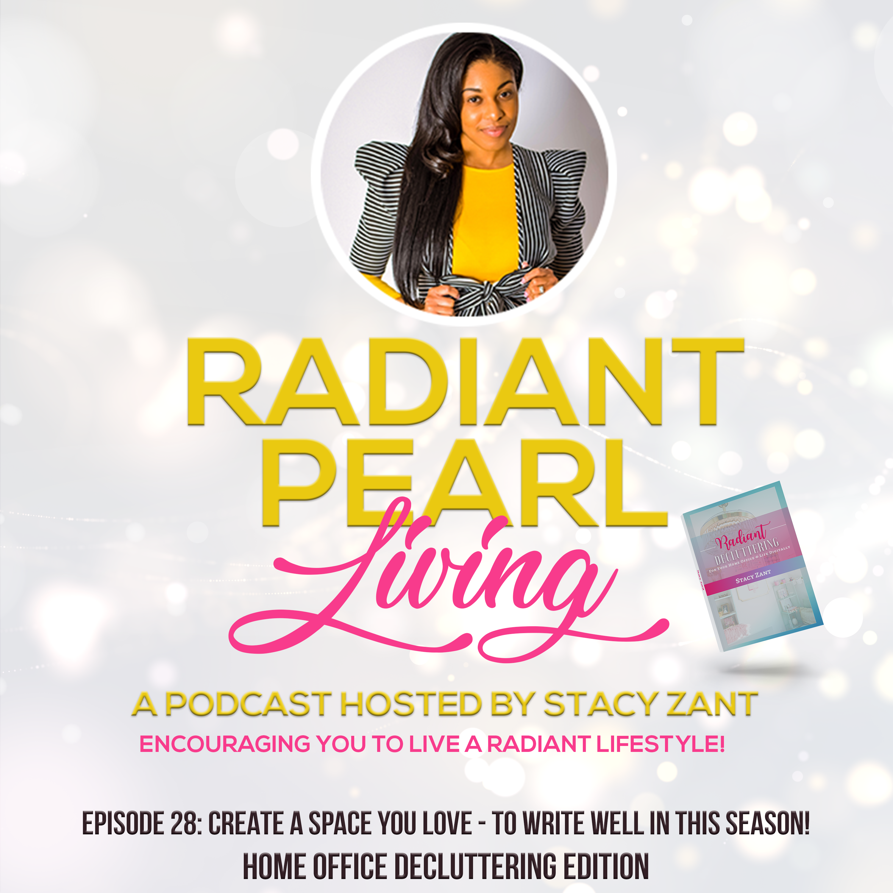 Ep. 28 Create a Space You Love Cover Art