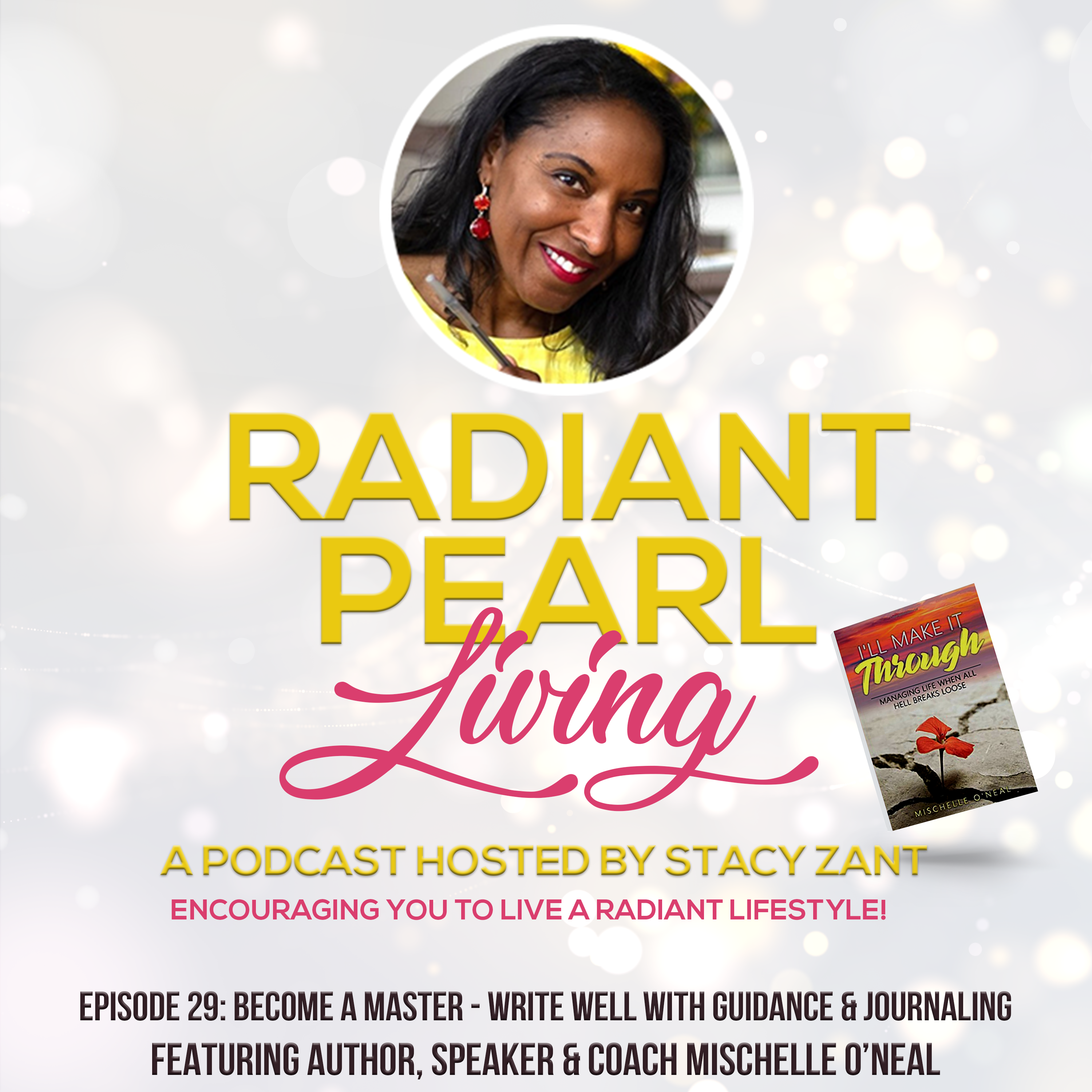 Ep. 29 Become a Master Mischelle ONeal Cover Art